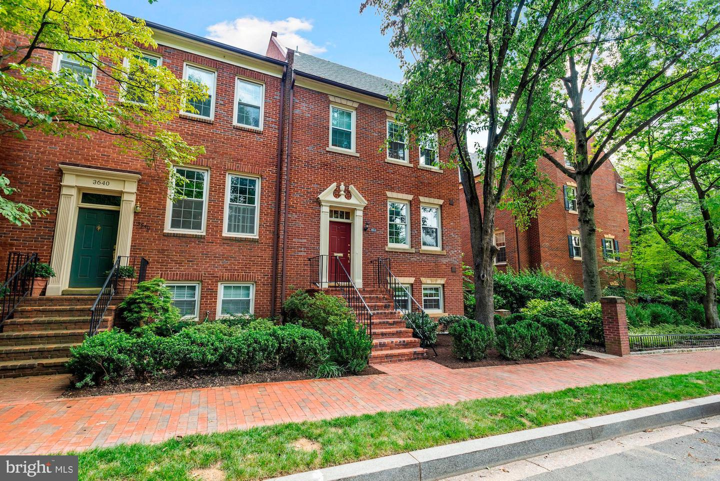 3644 Reservoir Road NW  - Washington, District Of Columbia 20007
