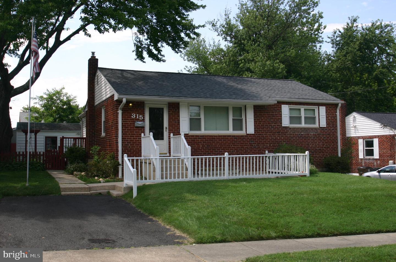 315 Taylor Avenue   - Rockville, Maryland 20850