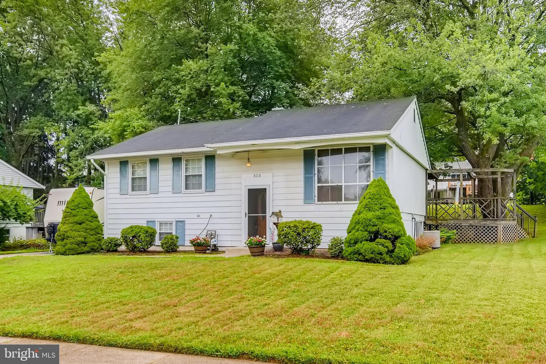 313 Estate Road   - Reisterstown, Maryland 21136