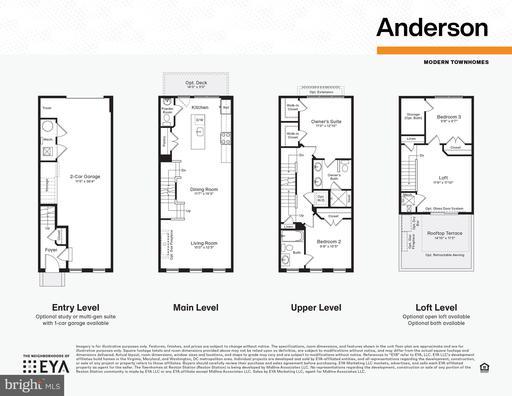 1831 Wiehle Ave #the Anderson Model Reston VA 20190