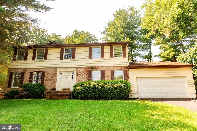 9888 Foxhill Court   - Ellicott City, Maryland 21042
