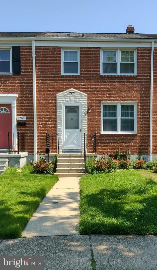1708 Weston Avenue   - Baltimore, Maryland 21234