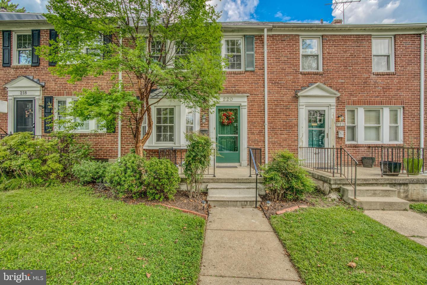 220 Overbrook Road   - Baltimore, Maryland 21212