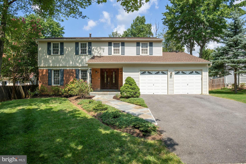 7903 Declaration Lane   - Potomac, Maryland 20854