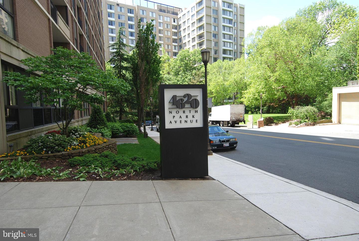 4620 Park Avenue  #805W - Chevy Chase, Maryland 20815