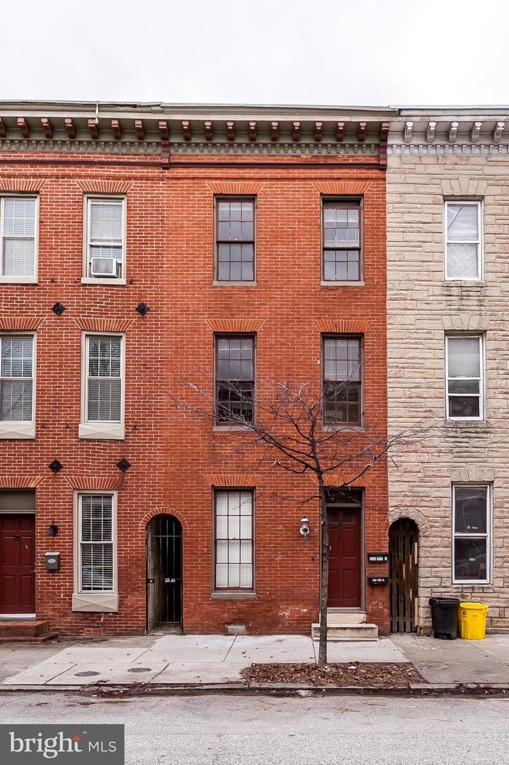 930 Hanover Street  #1 - Baltimore City, Maryland 21230