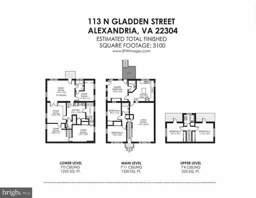 113 N Gladden Alexandria VA 22304