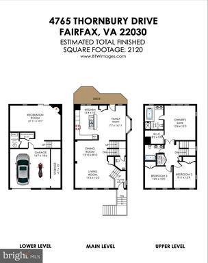 4765 Thornbury Dr Fairfax VA 22030