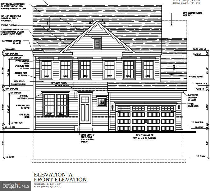 NOW SELLING FOR  2021 MOVE-IN!!!Brand New Community in Essex, Hyde Park Overlook.  Offering one-car garage, luxury towns  and 4  TO BUILT SINGLE FAMILY HOMES that are as beautiful on the outside as they are inside.  The Madison is a 2662 sq. ft, 2 car garage single family  home with space in all the right places.  Four bedrooms and two and a half baths come included in this amazing floor plan.  The main living area is open and well laid out.  The included kitchen island is large and the double pantry is amazing.   The over sized great room and separate dining room are icing on the cake.  The bedroom level is very versatile and includes 4 spacious bedrooms, a private bath for the owner's suite and a second full bath for family and friends and a laundry room . The Owner's suite closet is like no other you have seen.   It has options including a 3rd bath, buddy bath and optional sitting room in lieu of a 4th bedroom.  The lower level can be finished to provide even more living space and still allow plenty of storage.   First availability for move in will be Spring 2021.