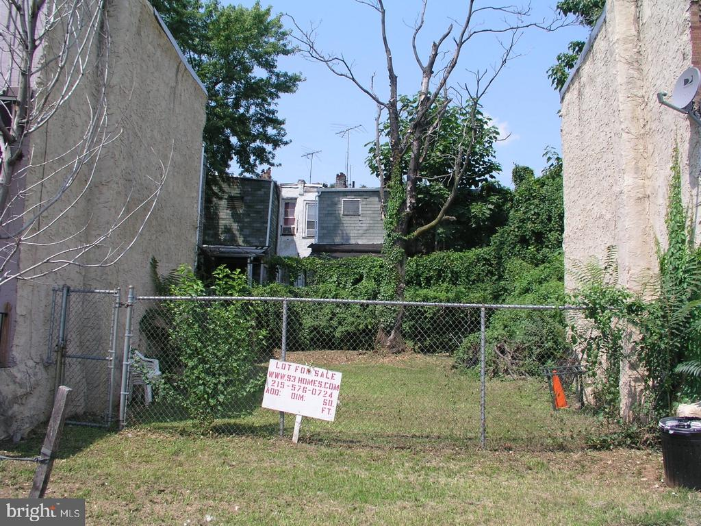 """278' W of WISSAHICKON.  Vacant residential lot for sale in Hunting Park. Property sold """"AS IS."""" Motivated seller. Make an offer today. Buyer responsible for City Cert. Agent related to seller. Property is part of a qualified opportunity zone, potentially resulting in huge tax savings."""