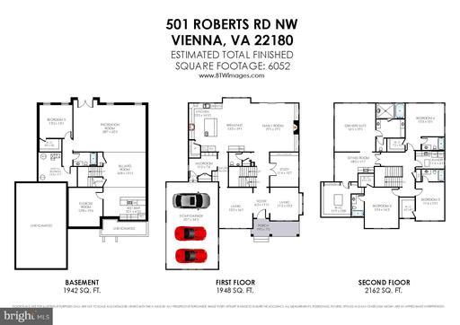 501 Roberts Dr Nw Vienna VA 22180