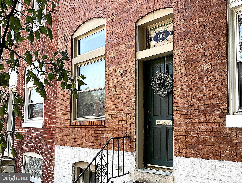 508 Luzerne Avenue   - Baltimore, Maryland 21224
