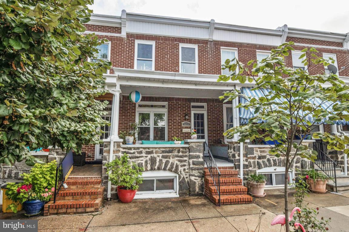 3659 Chestnut Avenue   - Baltimore City, Maryland 21211