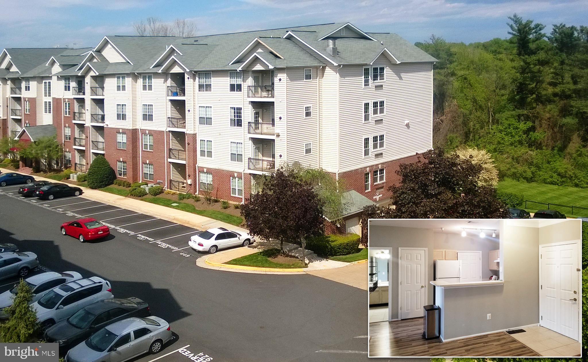 Great ground level condo - walk to McLean Silver Line metro + Wegmans across the street opening soon. The unit has laminate floors and newer windows and is in a controlled access building. Larger 735 sqft Danielle model. 1 reserved parking spot + 2 guest tags. The Gates of McLean is a gated community with great amenities like an outdoor swimming pool, gym, clubhouse, sports court, grill area and walking paths. Minutes to everything in Tysons and minutes from toll road. Pictures are from before current tenant.