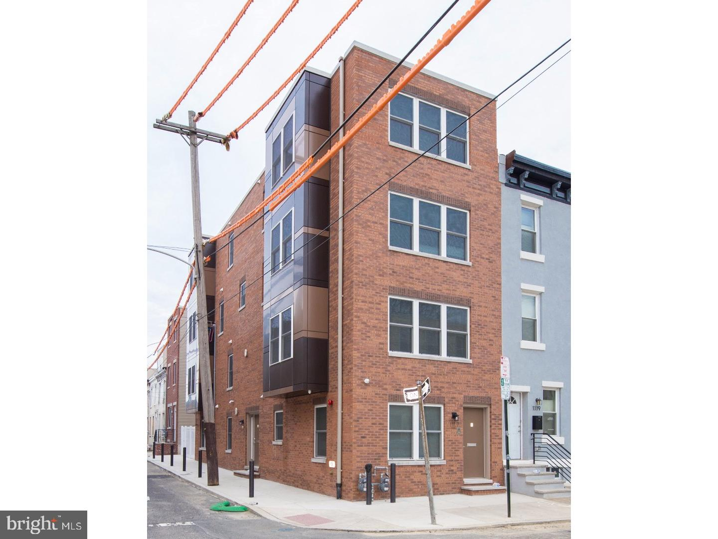 1117 S 20th Street UNIT B Philadelphia , PA 19146
