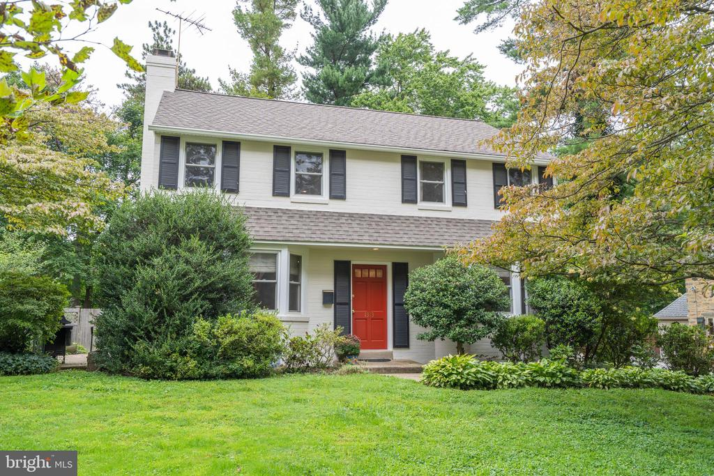 Showings begin Thursday, 10/1 at 4PM. Be sure to watch the full motion video! Welcome to 1313 Medford Road in sought after Lower Merion School District.  This lovely home, located in the middle of a picturesque street, has one of the largest backyards in a highly-coveted neighborhood full of wide, tree-lined streets.  It offers 3,500 square feet in total of living space; 2,900+ above grade and 600 additional square feet in the recently finished basement. You will enjoy walking distance to South Ardmore Park, Penn Wynne Park, Penn Wynn Elementary, Wynnewood train station, places of worship and multiple shopping centers, all while offering a quick commute to top area medical facilities and Center City. Walk through the front door to find a large, airy living room with wood burning fireplace on your left and lovely dining room with bay window to your right.  Both rooms have wraparound access and a great circular flow to the open concept kitchen fit for any gourmet chef. You'll be dazzled by the custom kitchen with oversized center island made of 3 inch thick African Padauk, cut from one single flitch, Shaws of England farmhouse sink, granite counter tops, custom made cabinets and Wolf range. Family and friends can help prepare meals in this spacious kitchen or relax in the open seating area adjoining the kitchen (could also be additional eating space if preferred). From either the kitchen or seating area, you can enjoy the enormous picture window that overlooks the flat and fully fenced in back yard- perfect for adults, children or pets to enjoy! The first floor also boasts a lovely and updated half bath plus a large laundry/mudroom area with door to a covered car port offering space for 2 large cars. Near the half bath is the door to the fabulous finished basement. The finished basement offers plenty of recessed lighting and two distinct areas that are perfect for large group gatherings and play time or even a home office. There is also a large unfinished area for you