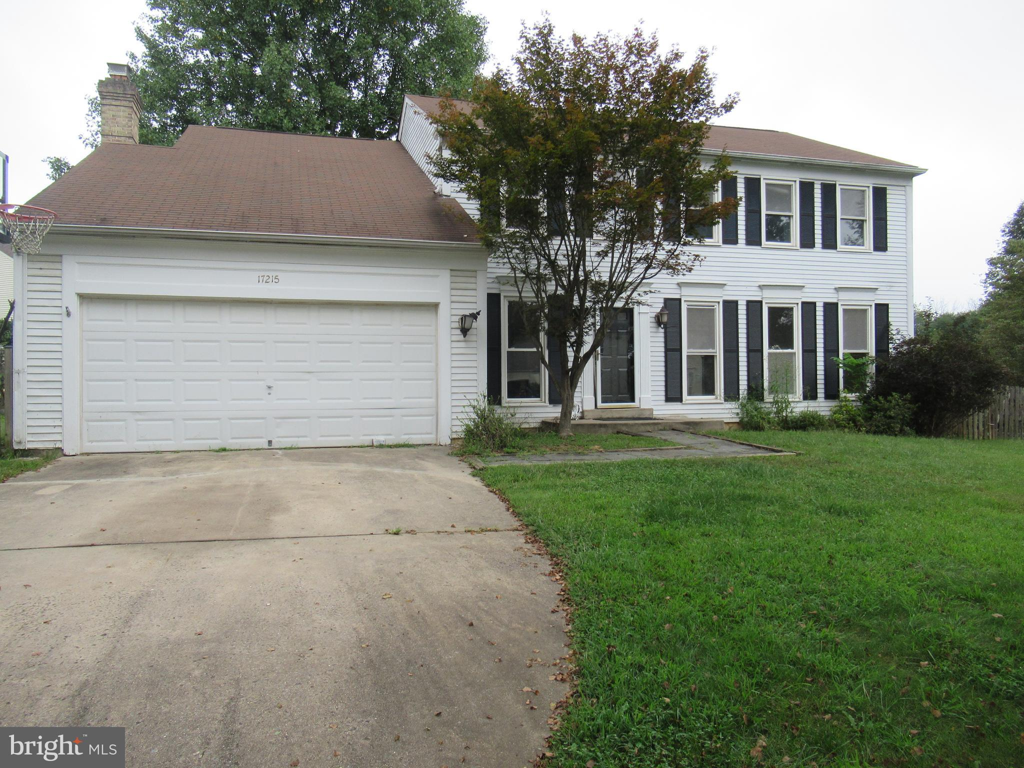 17215 Sandy Knoll Dr, Olney, MD, 20832