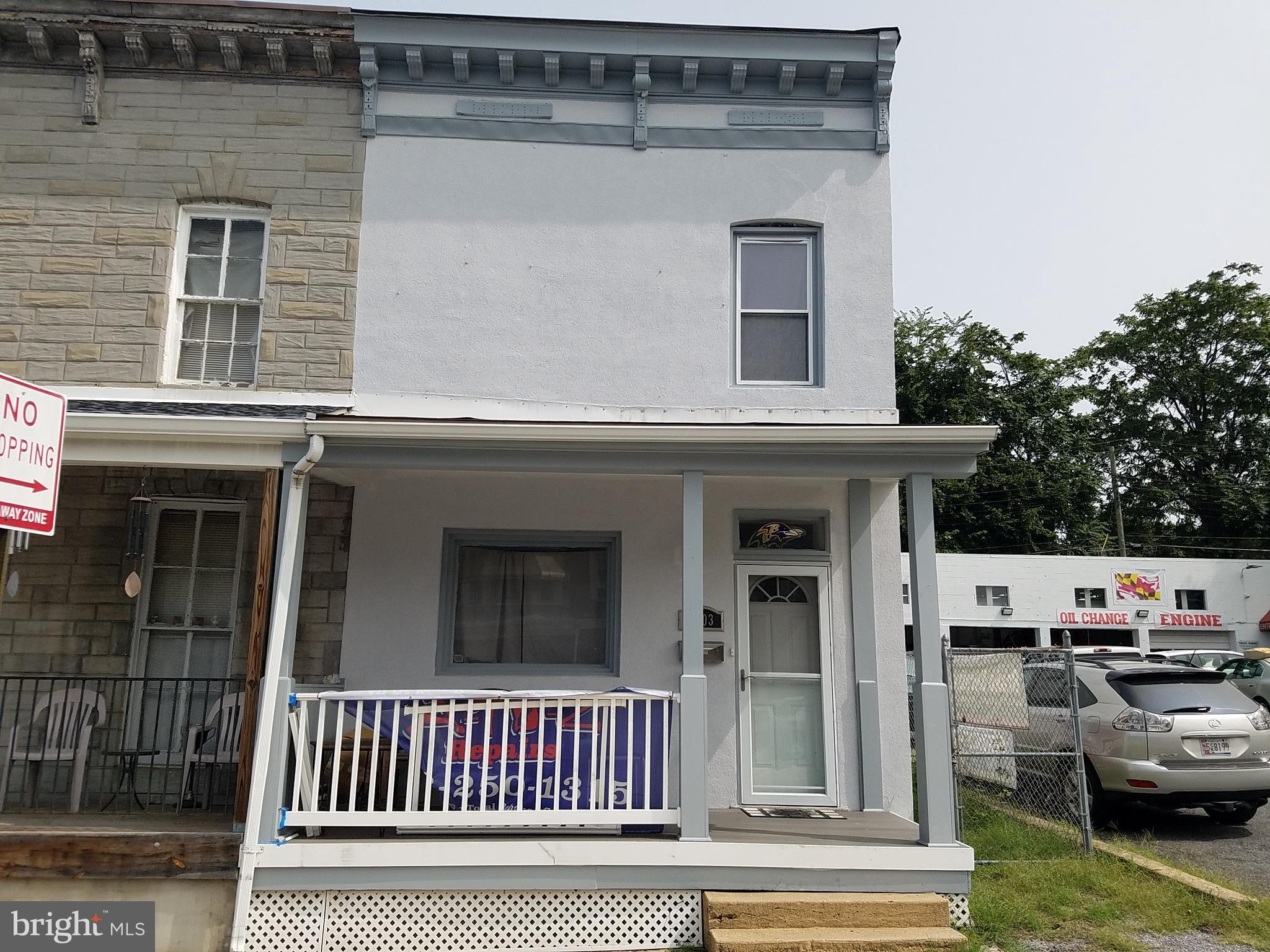 3903 Falls Rd, Baltimore, MD, 21211