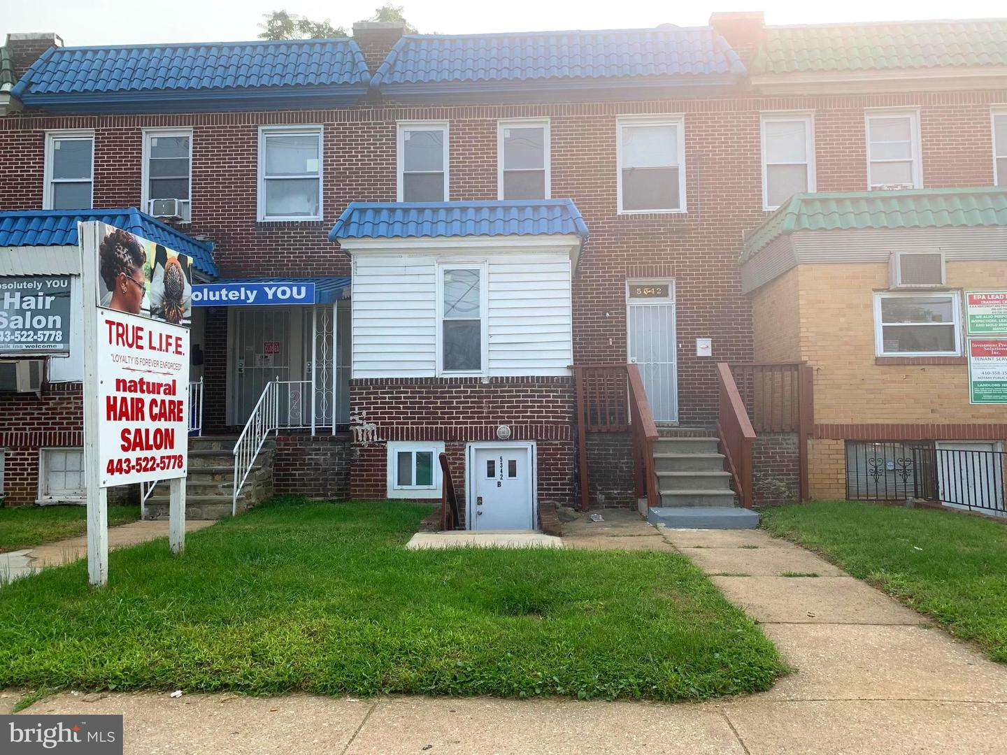 5342 Reisterstown Road Baltimore City, MD 21215