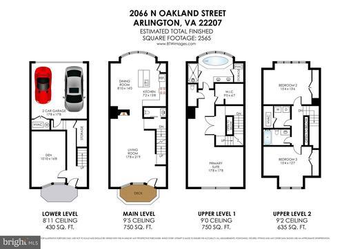 2066 N Oakland St Arlington VA 22207