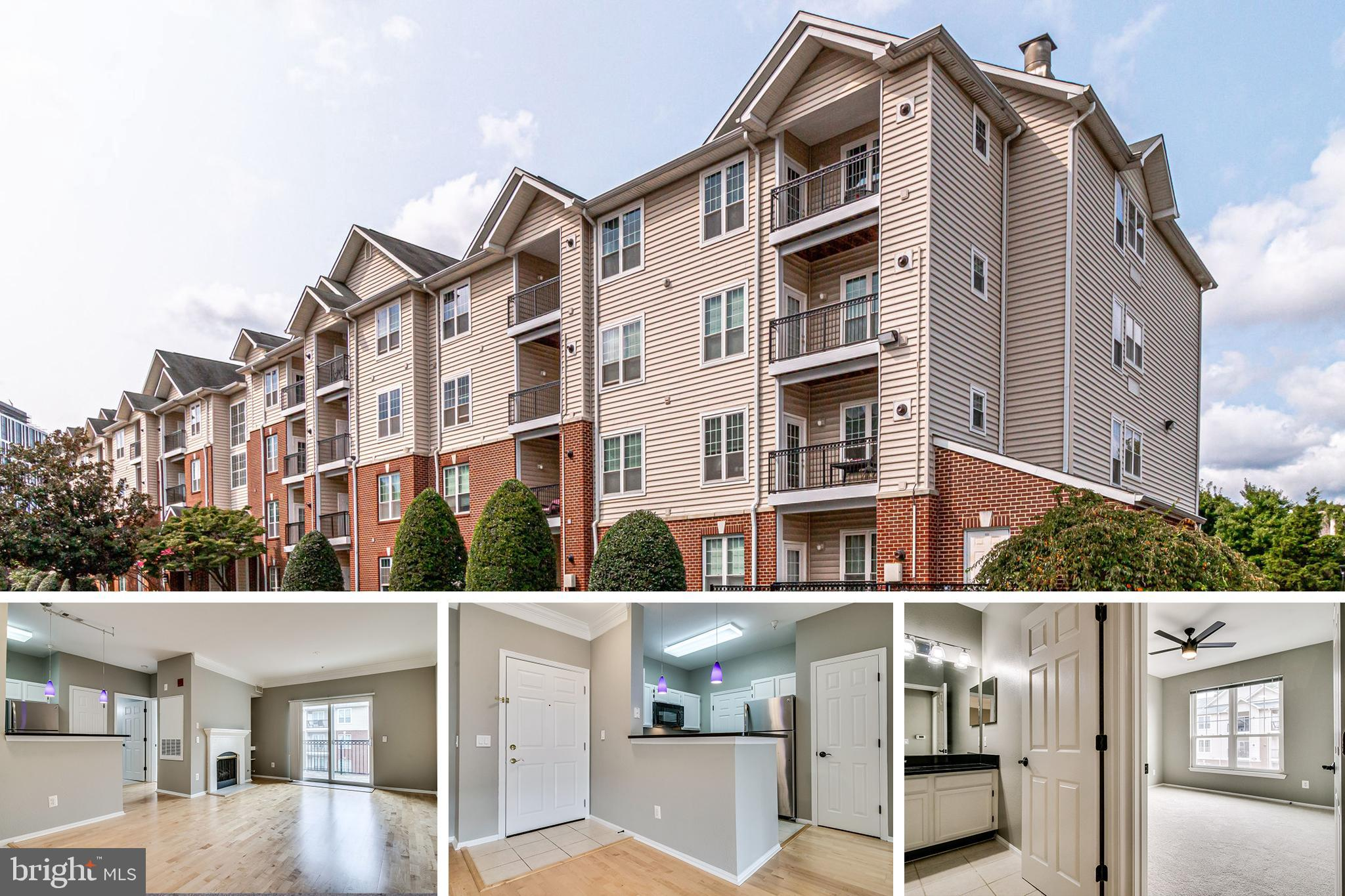 Great updated 3rd level condo in controlled access building.  Easy walk to McLean Silver Line metro and  Wegmans opening across the street soon. The unit has wood floors and carpet, granite counters, new paint, newer windows and more. Large 735 sqft Danielle model with 1 garage parking spot (#268) + 2 guest tags.  The Gates of McLean is a gated community with great amenities like an outdoor swimming pool, gym, clubhouse, sports court, grill area and walking paths. Minutes to everything in Tysons and minutes from toll road.