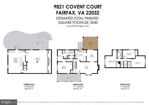 9821 Covent Ct Fairfax VA 22032