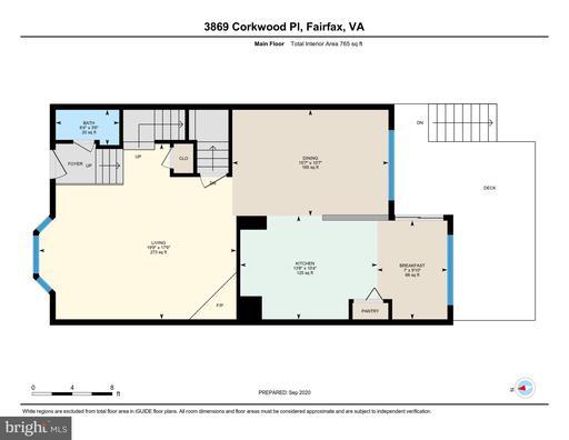 3869 Corkwood Pl Fairfax VA 22033