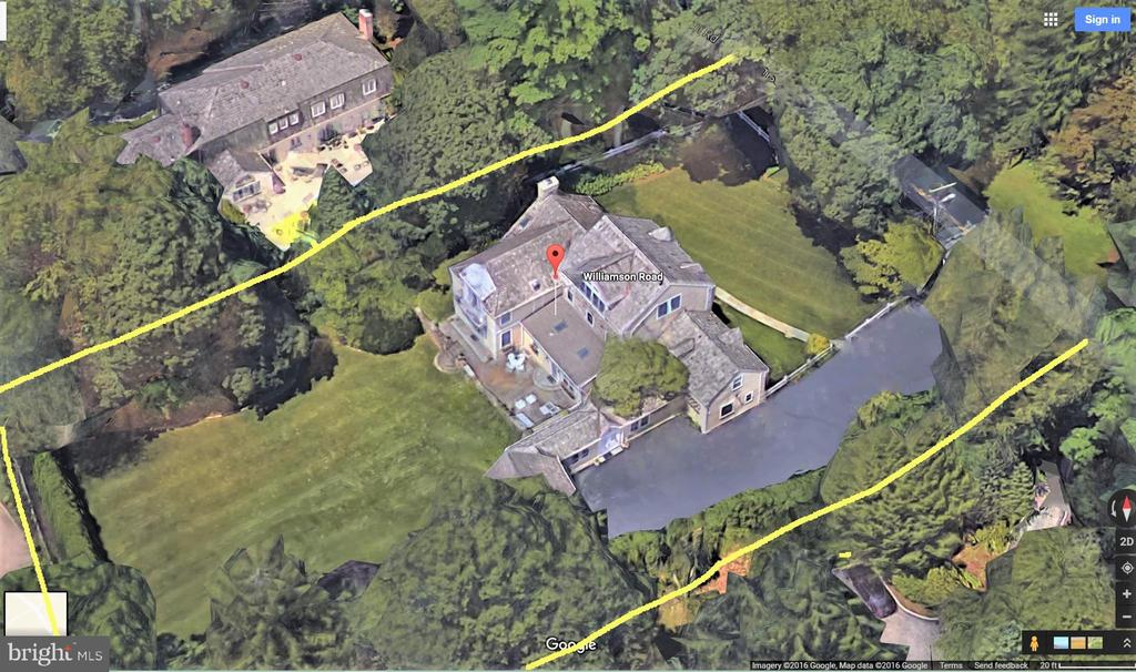 Northside Gladwyne - A curved hand-cut BlueStone Walkway leads to the entrance of this 5-Bedroom 8-Bath True-Stone Manor home. Set on a most spectacular flat lot, property was surveyed for an in-ground pool, lush lawns highlighted by perimeter specimen flowering trees in wonderful maturity. The interior has 5 Bedrooms, 8 Baths (Two Full Baths in the Owner's Suite) has been thoughtfully updated to include every modern amenity. Richly stained hardwood floors welcome at Entry Foyer, Living Room, Library, Dining Room, expansive seated Butler Pantry with Carrara Quartz Wet-Bar, Chef?s Kitchen has large Marble Island, soaring ceilings Skylights and wide windows bathe the open spaces in natural light. French doors opens out to large BlueStone Terrace that overlooks the serene flat Back Lawns, Gardens & Potting Shed with built-in shelving, large sink & Integrated Lawn Sprinkler System. There is a 1st Flr In-Law Suite with Wall-to-Wall Closets, Full Kohler Bath, Walk-in Shower & Granite Vanity. Xtra-large attached Garage is connected by a wide Barrel Vault Ceiling Foyer, a place to hang up coats & wash up at the elegant Granite sink. The formal rooms, LR, DR & Library offers a Stone Fireplace, Floor-to-Ceiling Mahogany built-ins, an expansive built-in Desk, Glass Display Cabinetry, Hammered Copper Sink Wet Bar. Southeastern facing windows & triple French Doors showcase genteel Back Lawn views & access the BlueStone Terrace. Elegant Living Room with architectural raised-panel craftsmanship, a wood burning White Marble Fireplace offers a focal point on the West wall. Raised-panel craftsmanship continues through Foyer and spacious Dining Room, superb entertaining is facilitated by the open spaces to the Seated, Butler Pantry with elegant White Carrara Quartz Wet-Bar, Scotsman Fridge, whisper-quiet Asko Dishwasher then flows into the Breakfast area & Chef's Kitchen offers custom Glass Display Cabinetry, large seated Marble Island, 2nd whisper-quiet Asko Dishwasher, SubZero, Prof