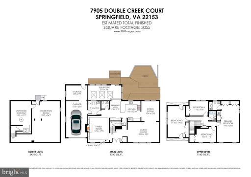 7905 Double Creek Ct Springfield VA 22153