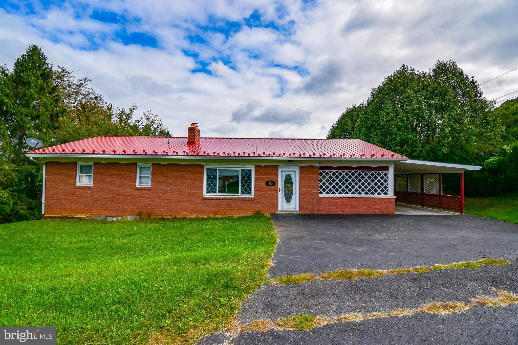 115 South Street, Ridgeley, WV 26753