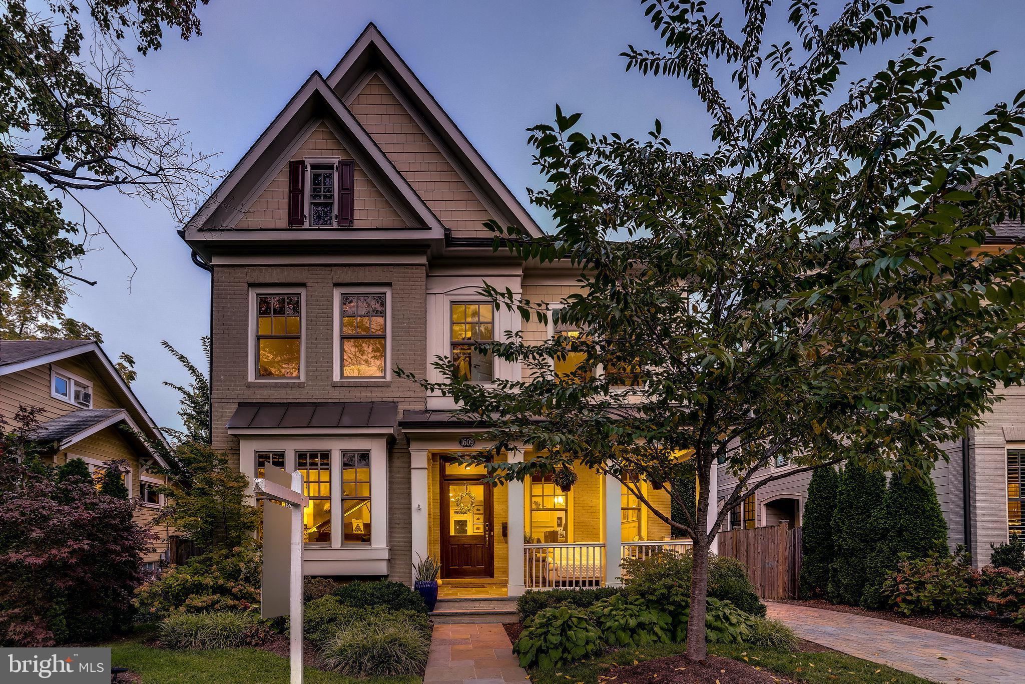 1609 N Garfield St, Arlington, VA, 22201