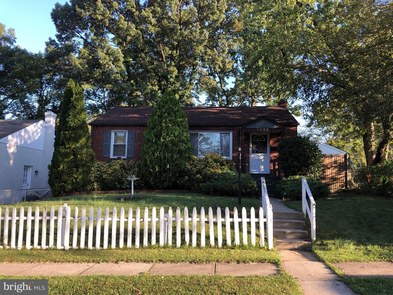 5028 Mineola Road   - College Park, Maryland 20740