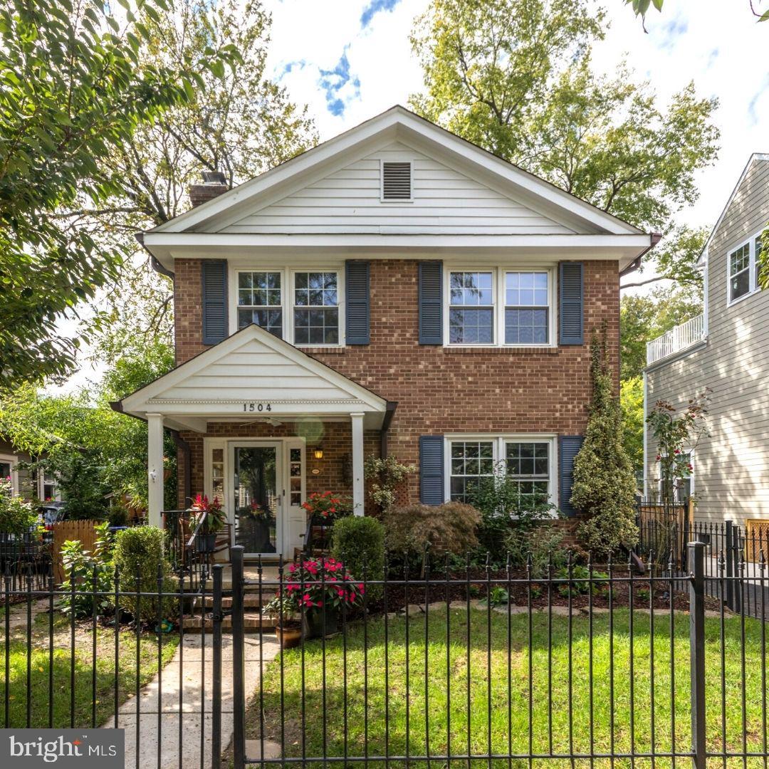 1504 Highland Street   - Arlington, Virginia 22201