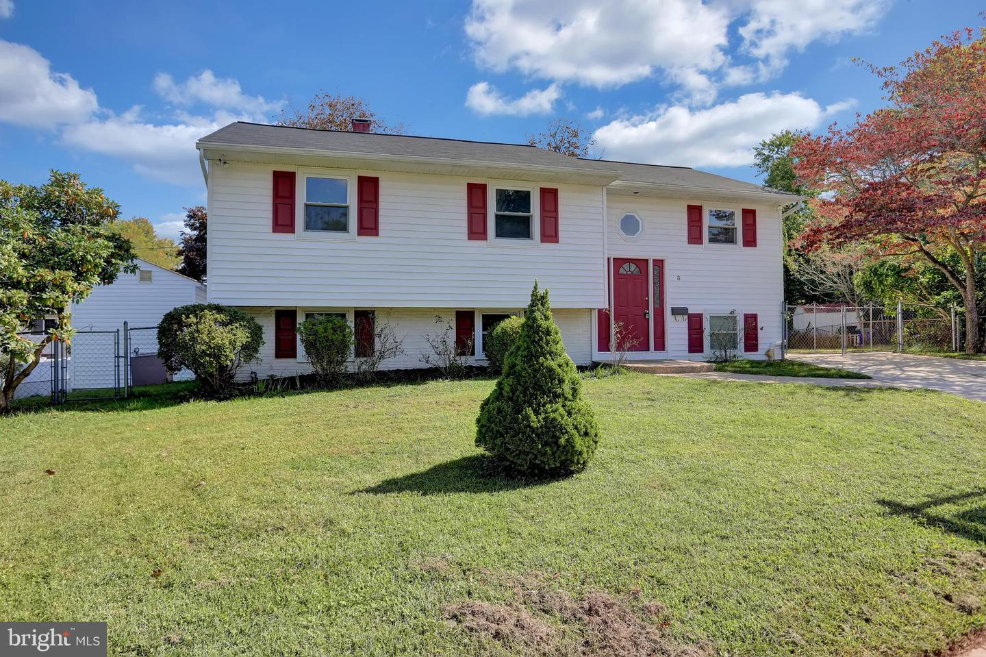 3 Hohe Court   - Reisterstown, Maryland 21136
