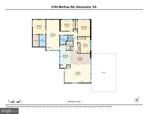 2104 Marthas Rd Alexandria VA 22307
