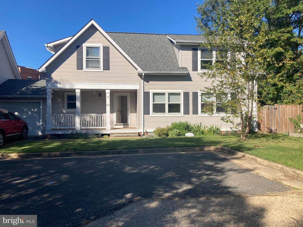 507 Mount Vernon, Alexandria, VA 22301