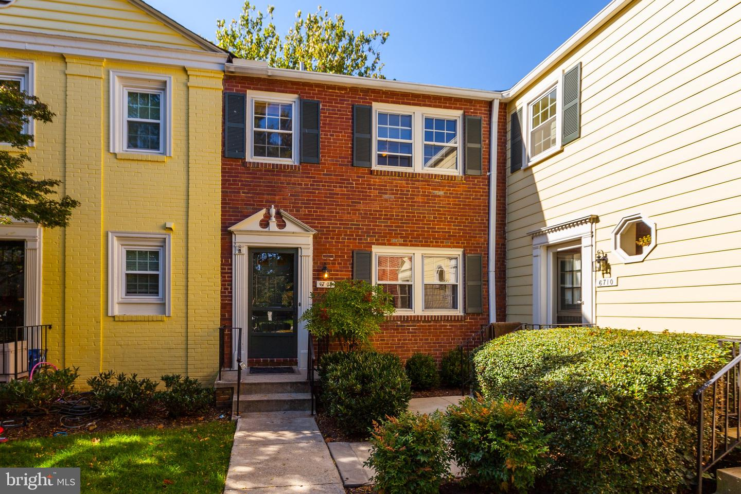 6708 Hillandale Road  #21 - Chevy Chase, Maryland 20815