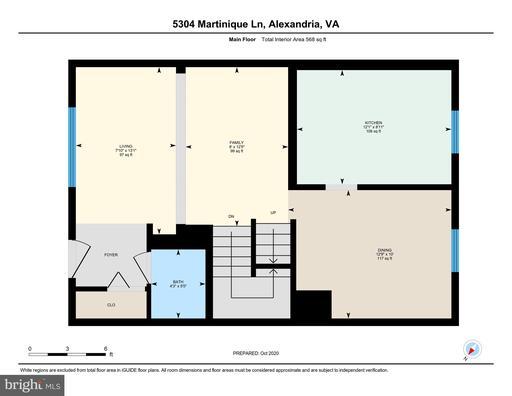 5304 Martinique Ln Alexandria VA 22315