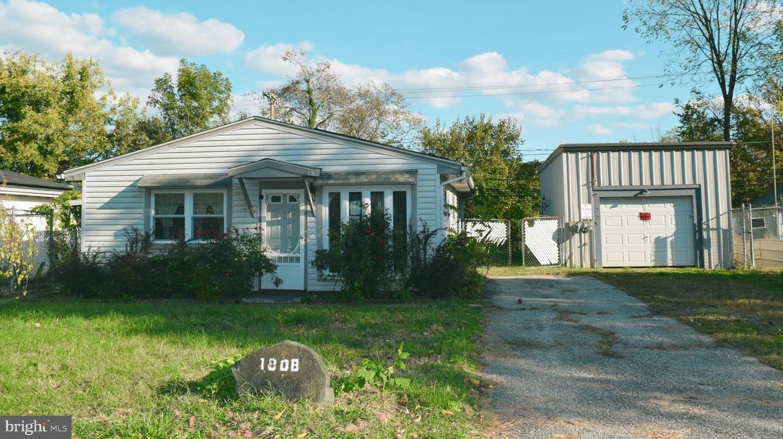 1808 Colmar Road   - Baltimore, Maryland 21207