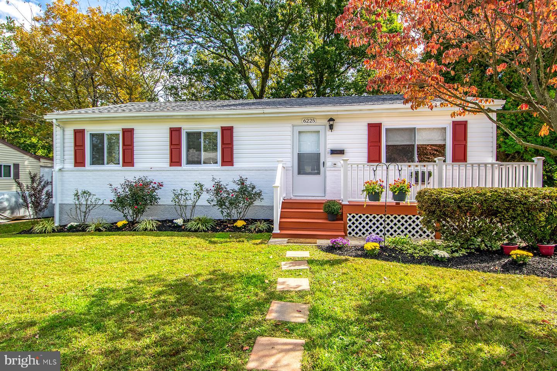 6225 Gilston Park Road   - Catonsville, Maryland 21228