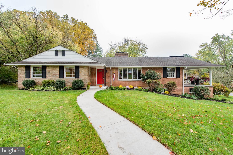 2841 Montclair Drive   - Ellicott City, Maryland 21043