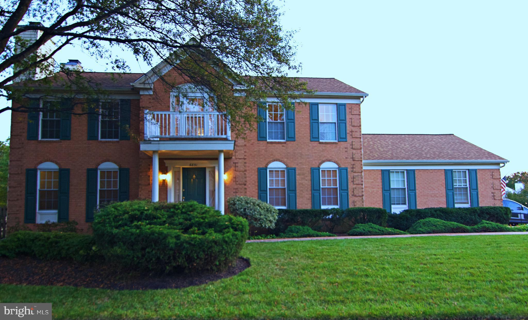 6851 Muskett Wy, Centreville, VA, 20121