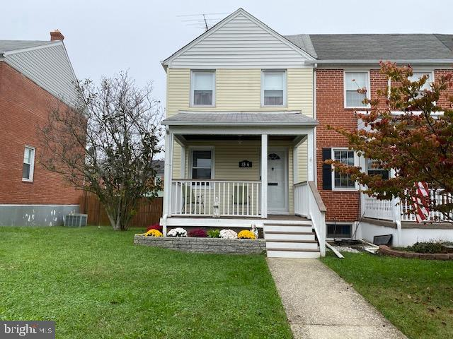 8346 Edgedale Road   - Baltimore, Maryland 21234