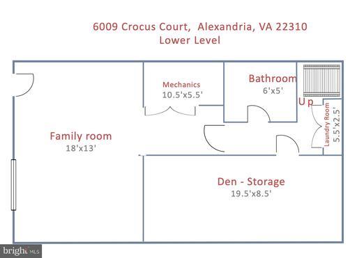 6009 Crocus Ct Alexandria VA 22310
