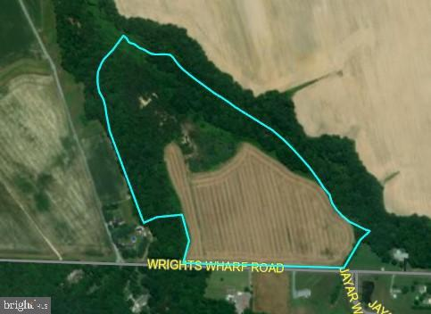 Approximately 17 acres of farmland and approximately 17 acres of woods - part of which contains approximately 3 acres excavation for a dirt pit. There is one development right for the property.