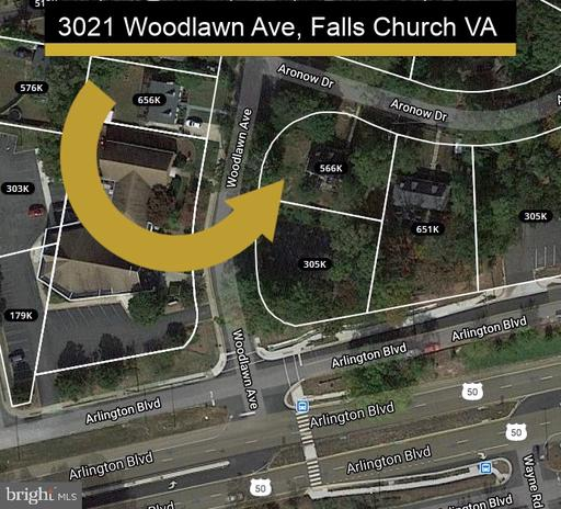 3021 Woodlawn Ave Falls Church VA 22042