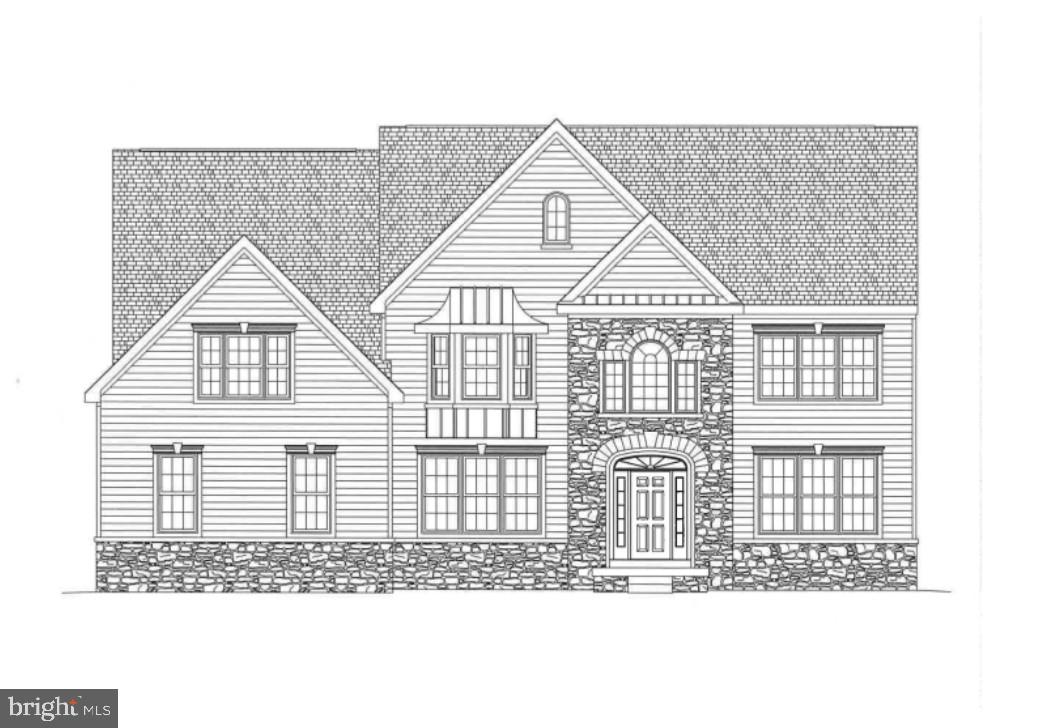 Brittingham Classic on homesite #13 with 4 bedrooms, Play Room, 3.5 baths, Study and a 3 car garage. 1/5/20
