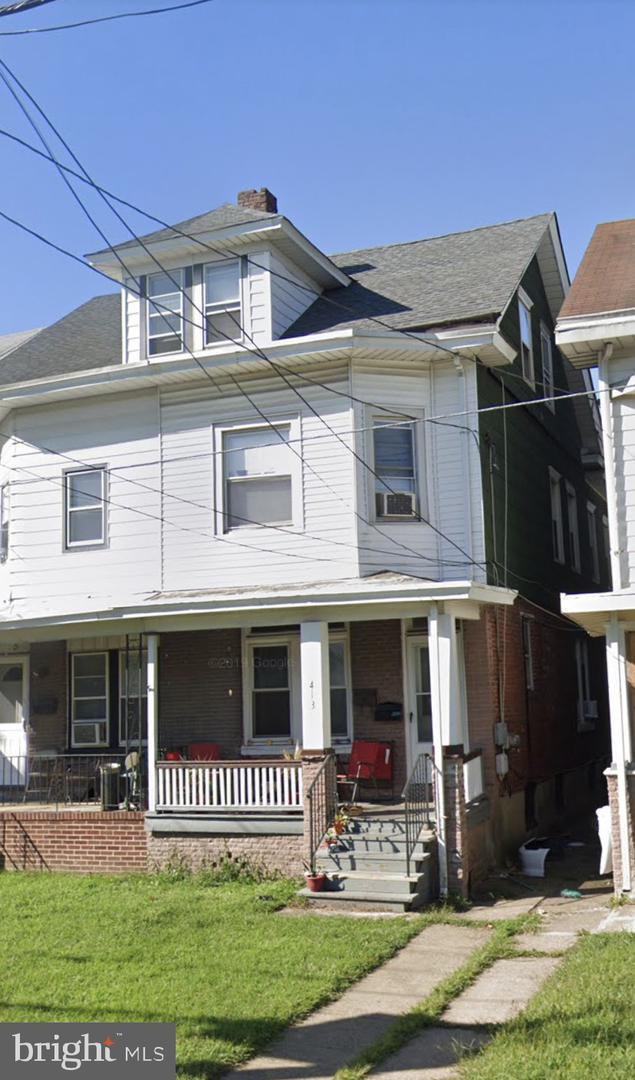 413 Olden Avenue   - Trenton, NJ 08629