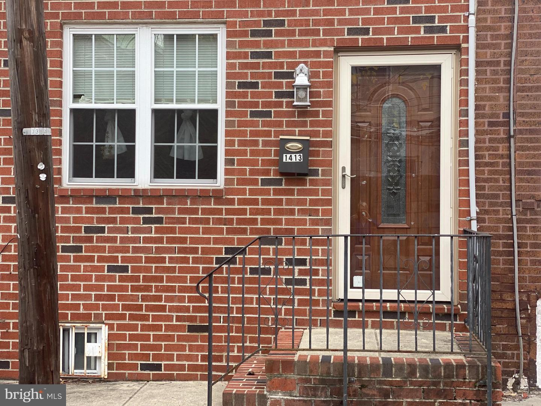 1413 S Franklin Street Philadelphia, PA 19147