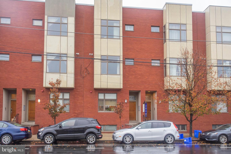 1533 Fairmount Avenue UNIT #1 Philadelphia, PA 19130